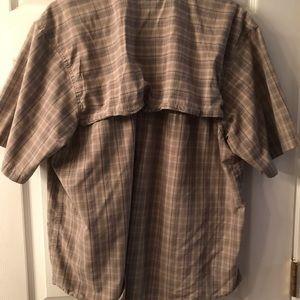 tallwoods Shirts - Men's shirt, short sleeve